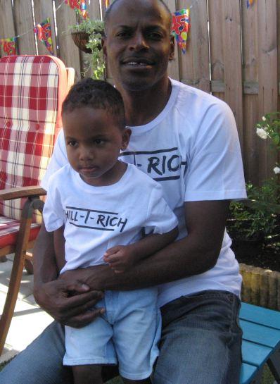 Bartens Rudy en zoon