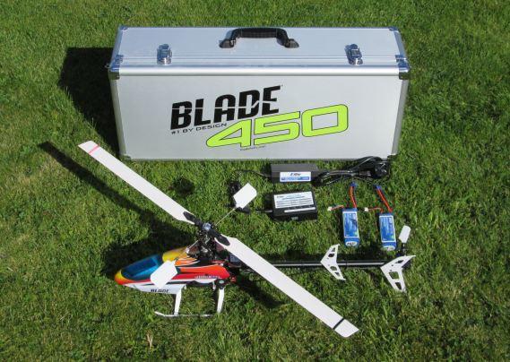 Blade 450 1