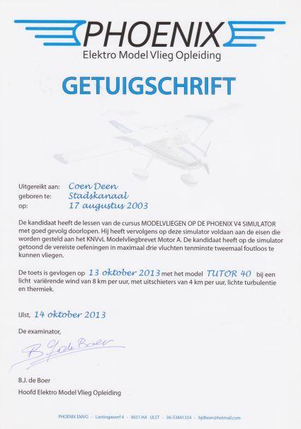 GETUIGSCHRIFT 2