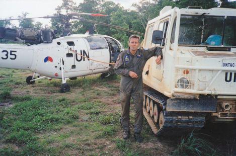tanken in Cambodja