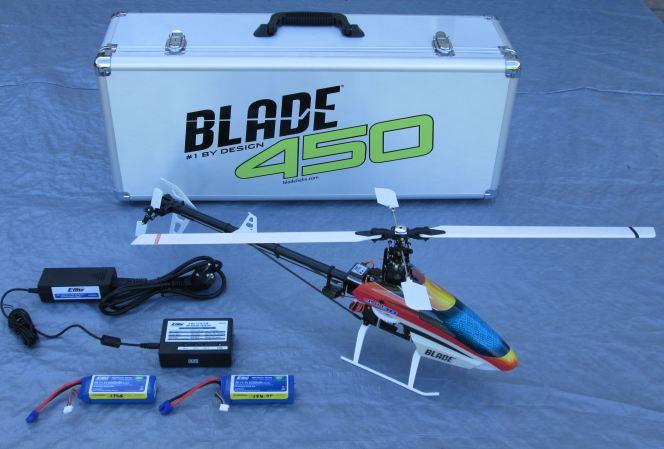 Blade 450 4