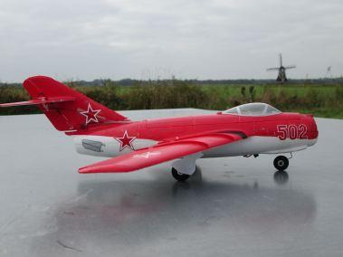 Dokkum 19-10-15 13 MiG-15 2