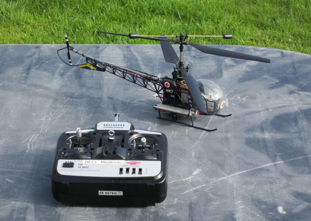 Bell 47 10-4-16 09